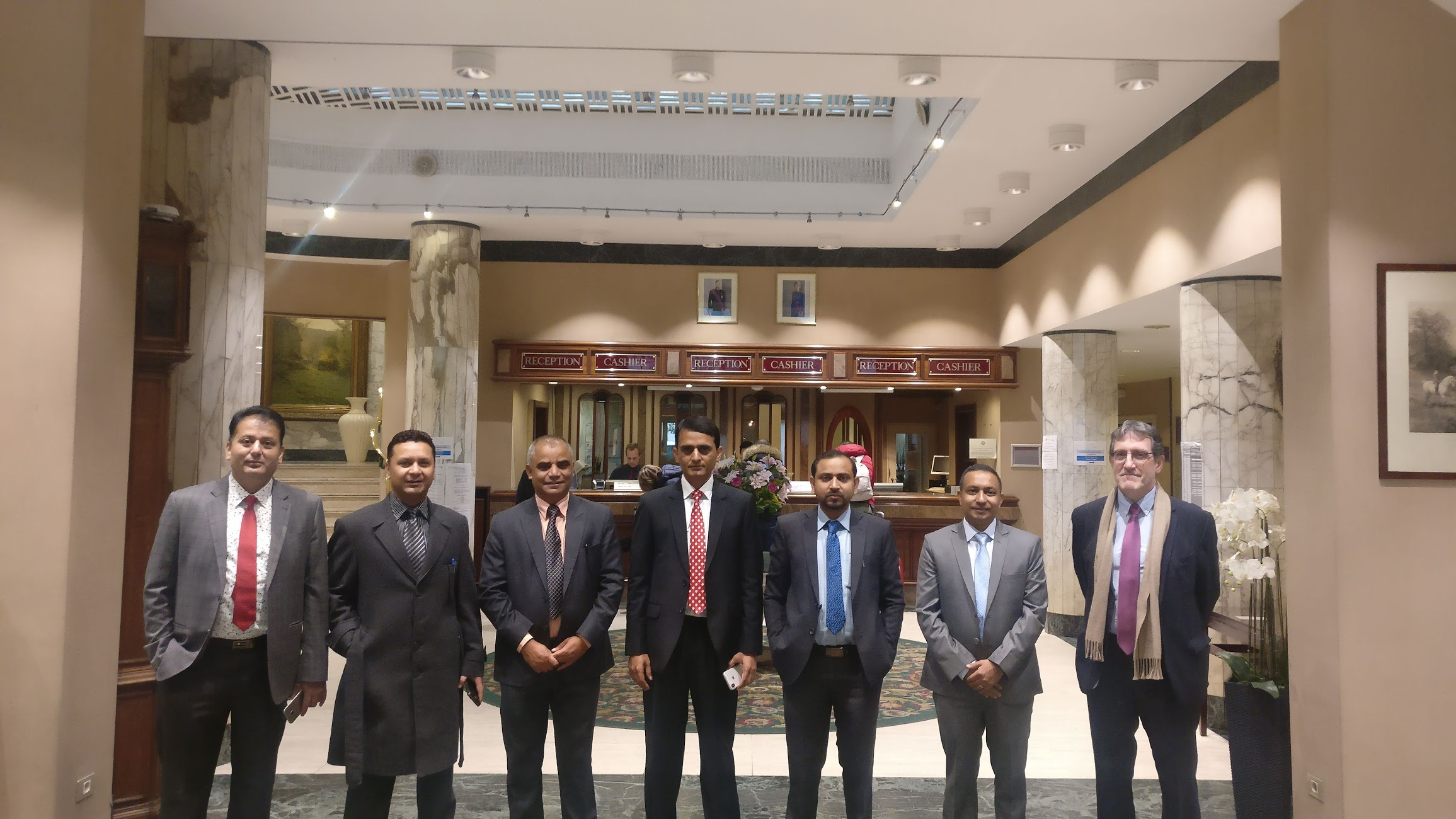 International Training and Study Visit on Management of Banks and Financial Institutions, 20-28 October 2018, Brussels, Belgium